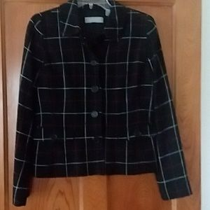 Ladies Medium black blazer